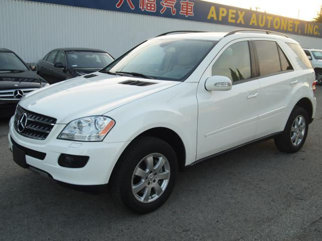 2007 mercedes benz ml350 4matic usa stock mercedes benz for 2007 mercedes benz ml350 4matic